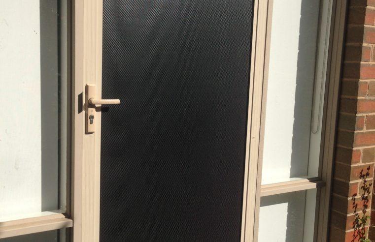Types of Security Screen Doors