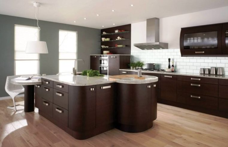 three Methods To Modernize Your Kitchen Decor With Wooden-mode Cupboards