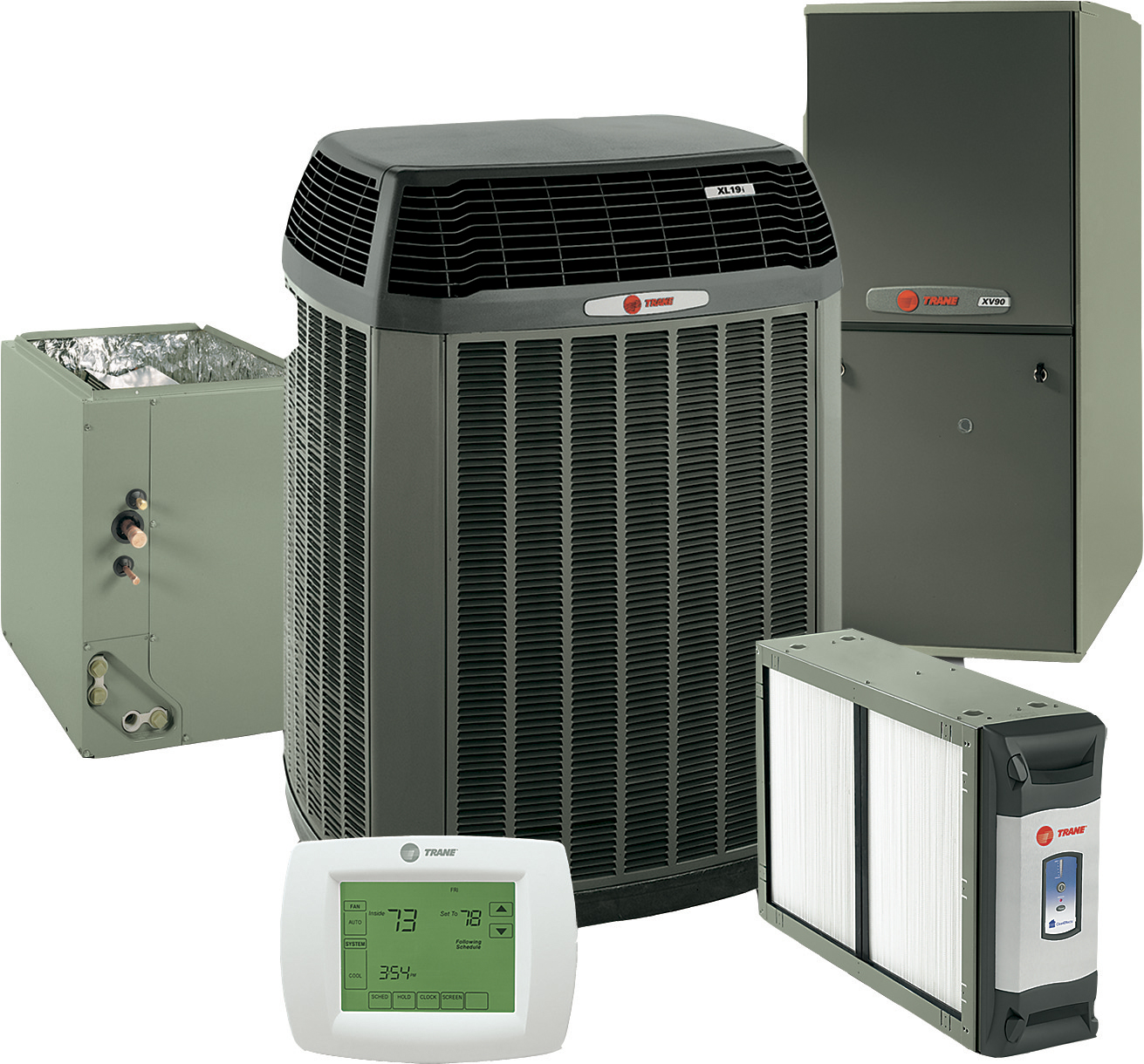 Evaporative Cooling Service Rent The Excellent Restore Contractor