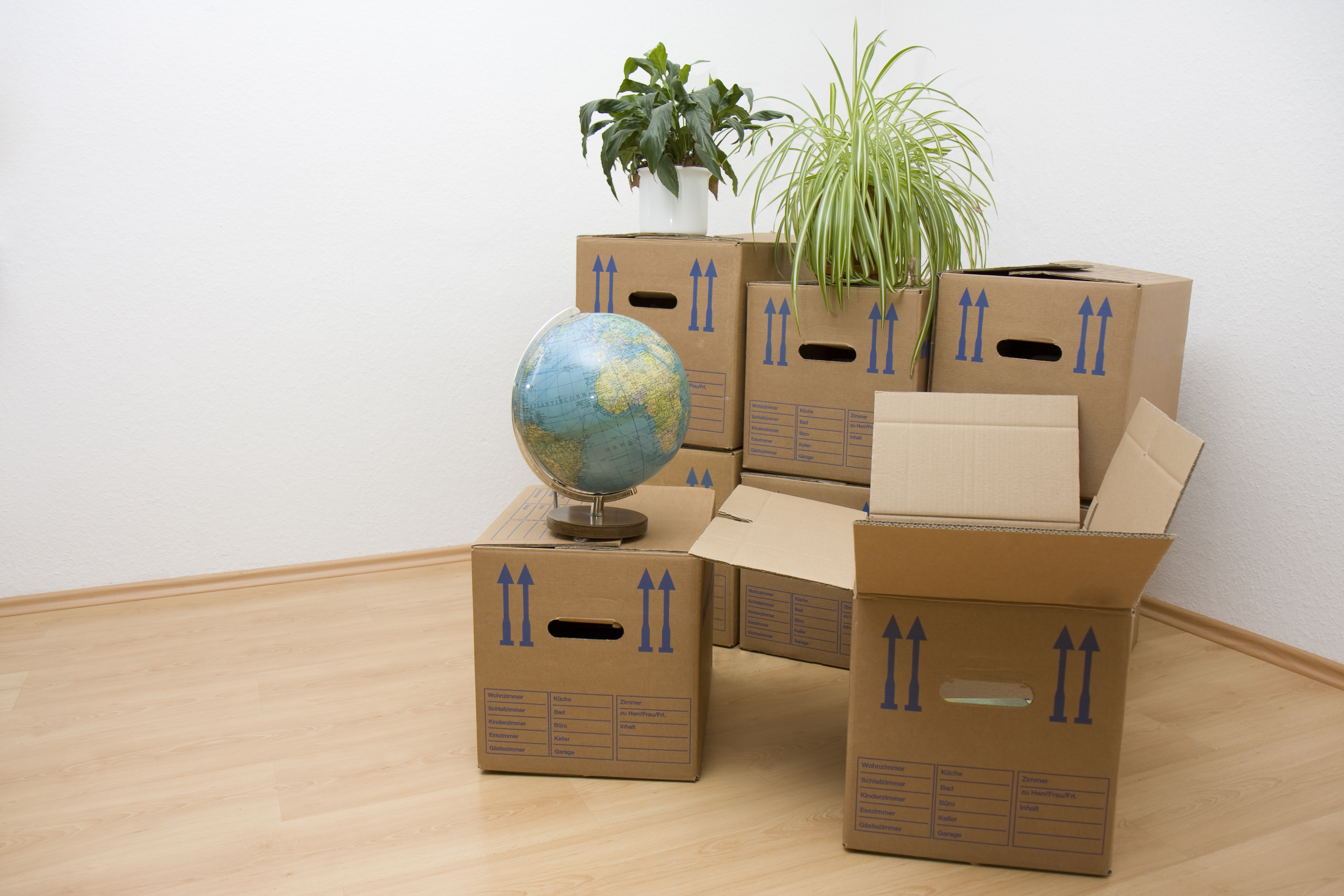 New Jersey Relocation – Preparing For Movers