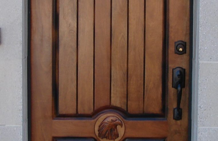 Properties of Stable Wood Doorways Upkeep
