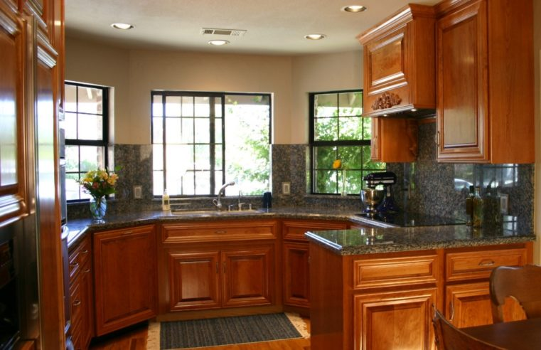 Redoing Kitchen Area With Customized Cabinetry And Wolf Home equipment