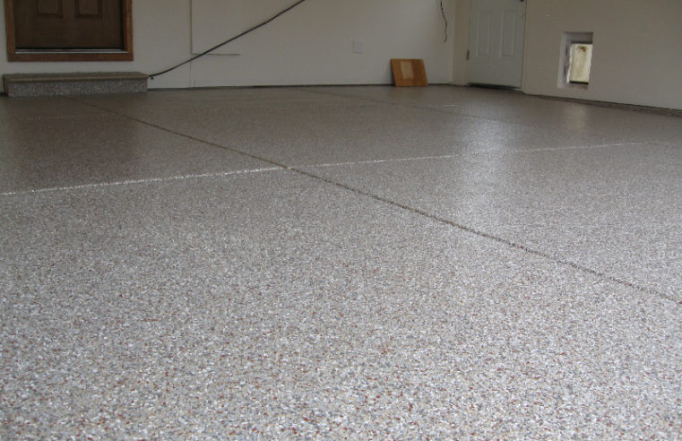 Coat Your Garage Floors with a Durable Epoxy