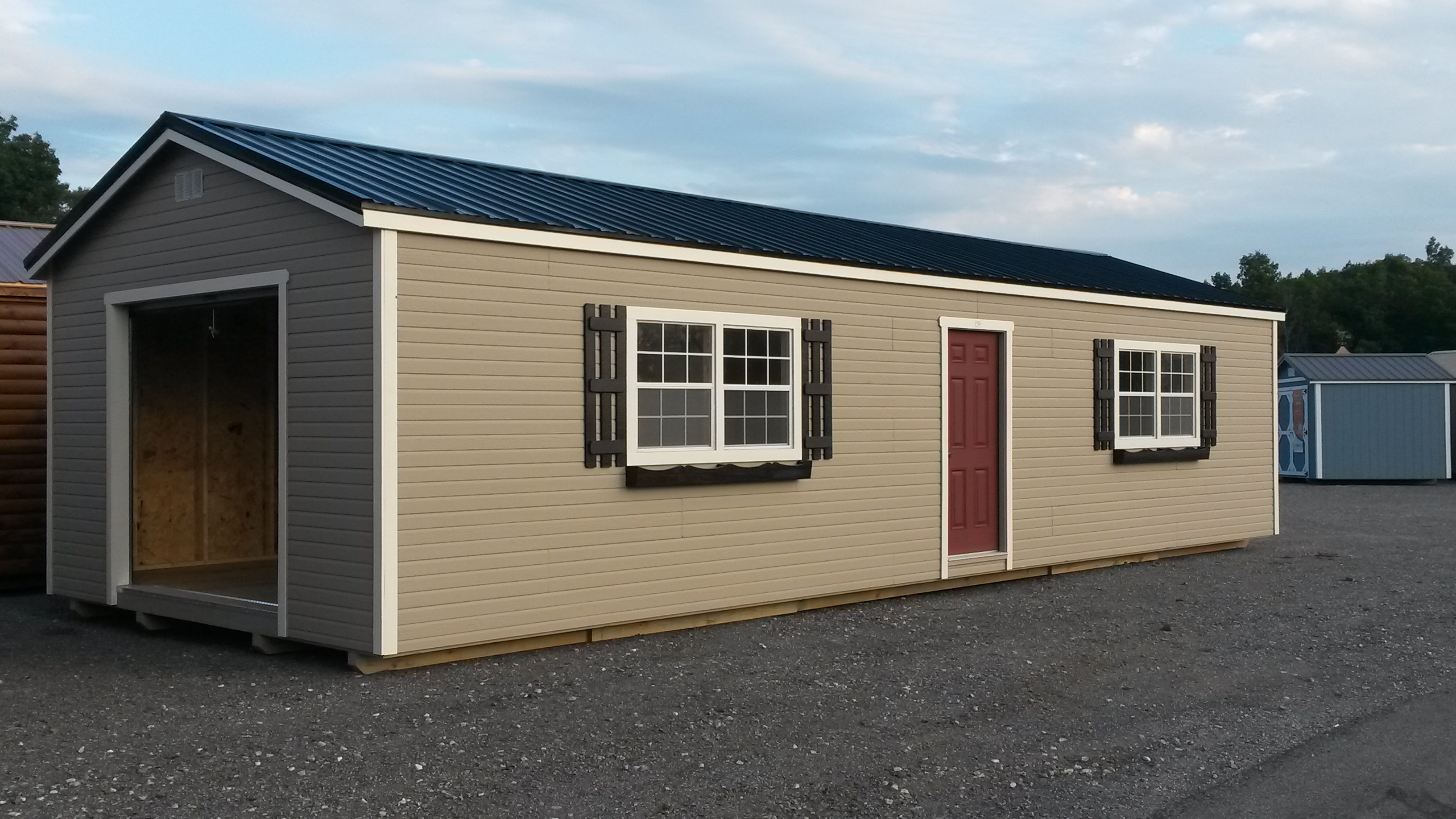 Finding the Best Rent to Own Sheds and Garages