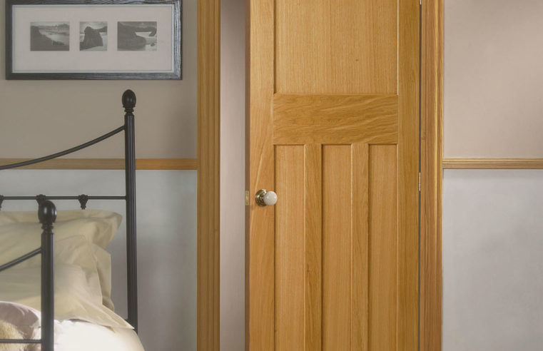 Updating Interior Doors Will Refresh the Look Inside Your Home