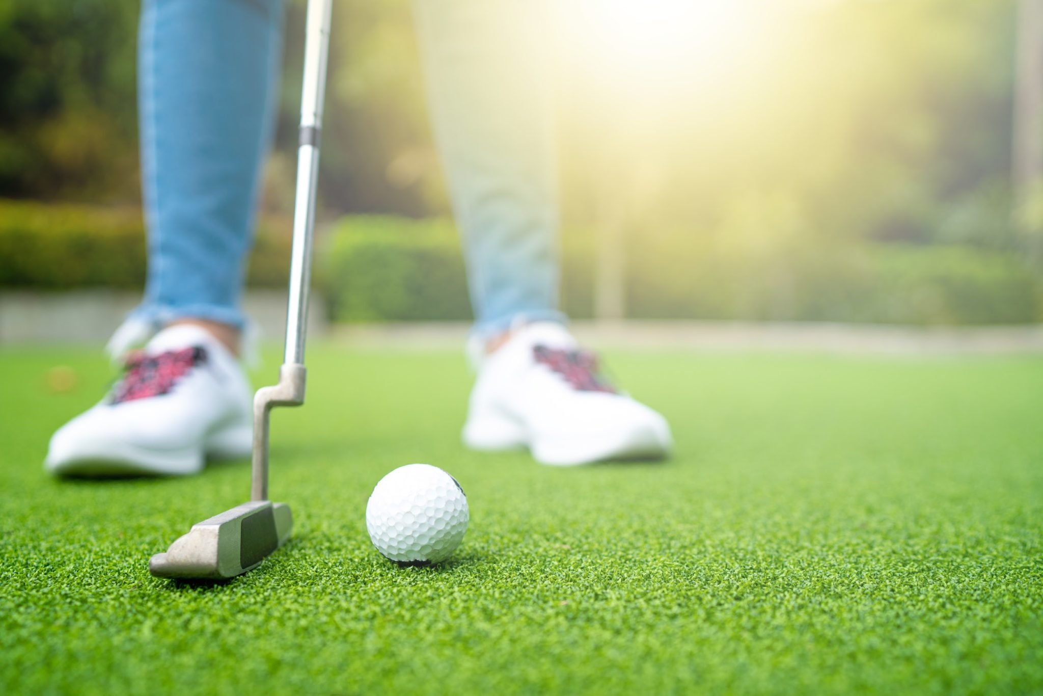 3 Ways You Will Improve Your Game With Artificial Golf Turf