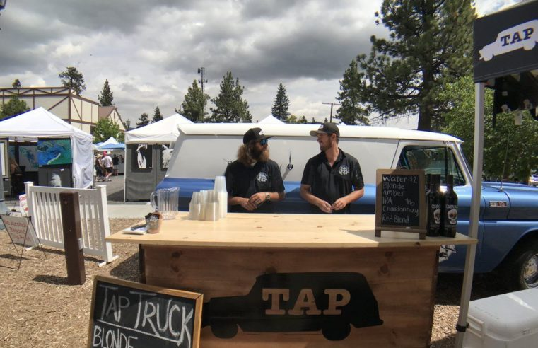 Mobile bar for weddings, parties, or corporate events
