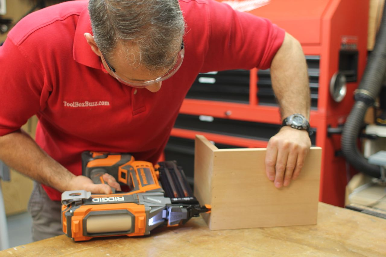 What is brad nailer used for?