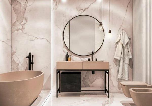 Top 8 kitchen & bathroom design trends this 2021